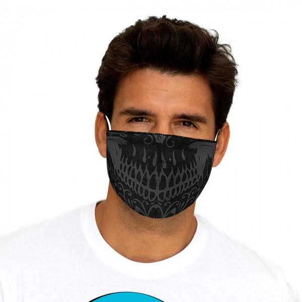 Masque buccal et nasal Skull