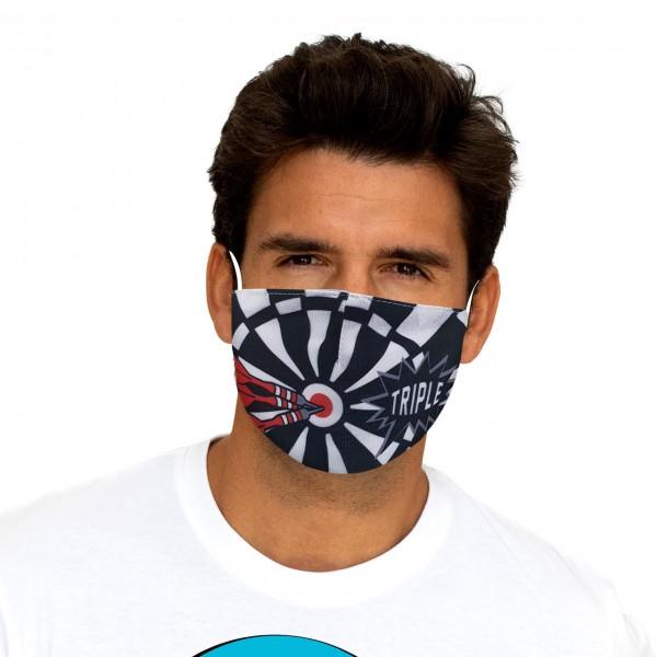 Dardo maschera bocca-naso