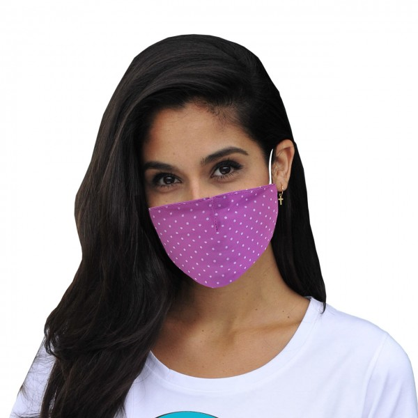 Mouth and nose mask Dots