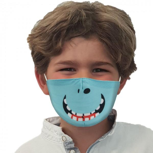 Máscara de Boca y Nariz Mejillas sonrientes