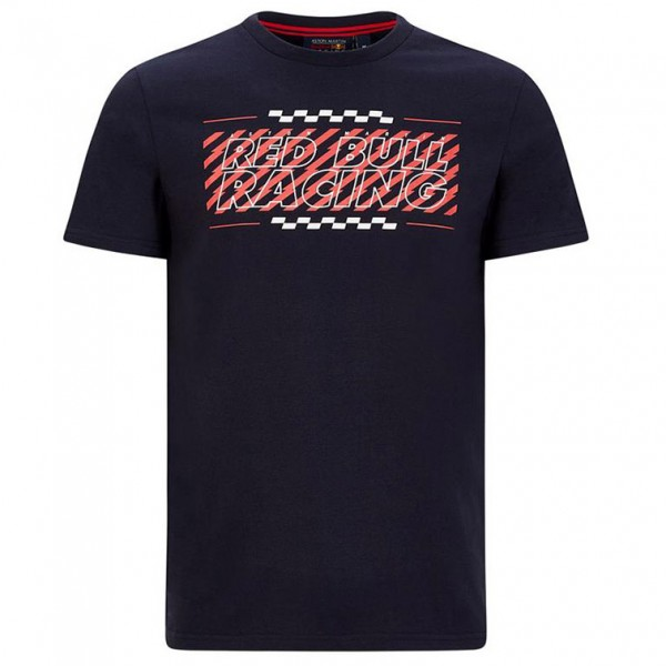 Red Bull Racing Graphic T-Shirt navy