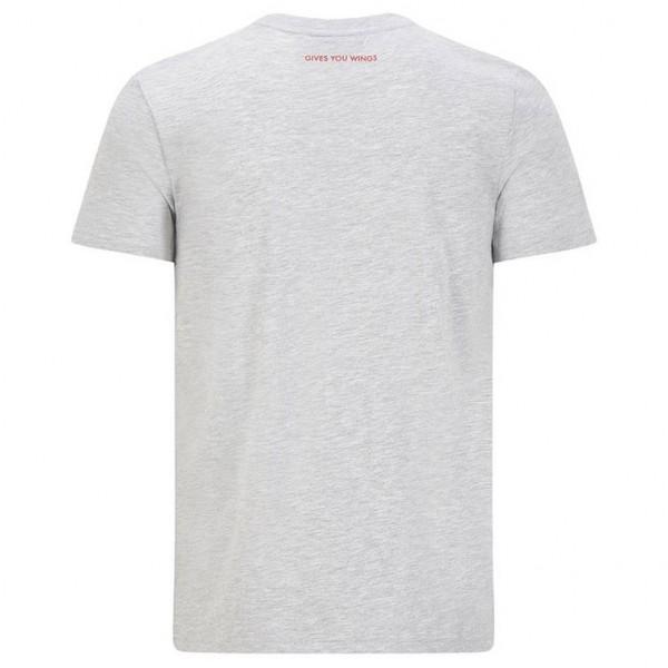 Red Bull Racing T-Shirt Logo grey