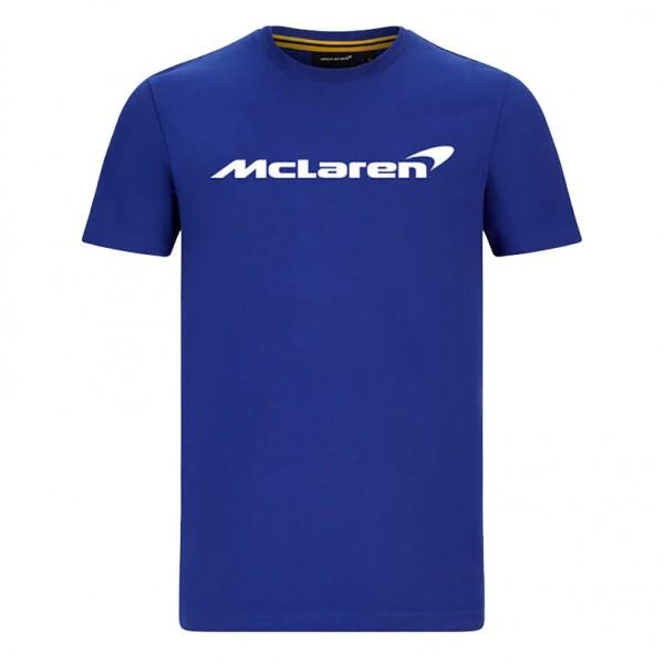 McLaren F1 Essentials T-Shirt blue