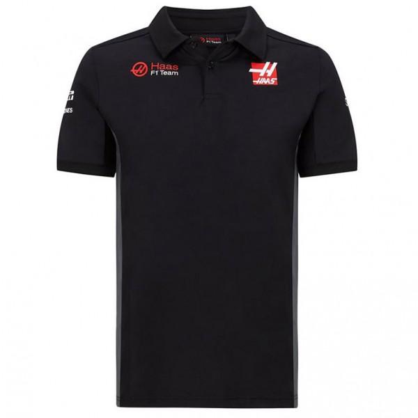Haas F1 Team Poloshirt 2020