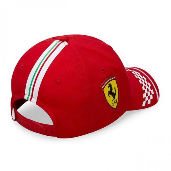 Scuderia Ferrari Driver Cap Vettel red