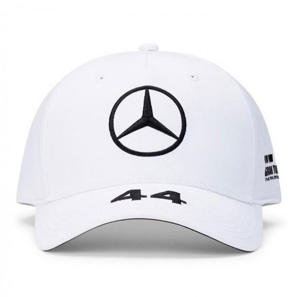 Mercedes-AMG Petronas Driver Cap Hamilton white
