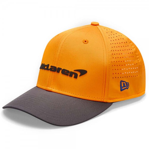McLaren F1 Driver Cap 950 Sainz orange