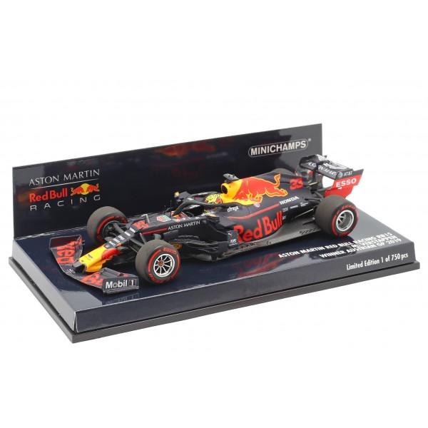 Max Verstappen Red Bull Racing RB15 #33 Winner Austria GP F1 2019 1/43