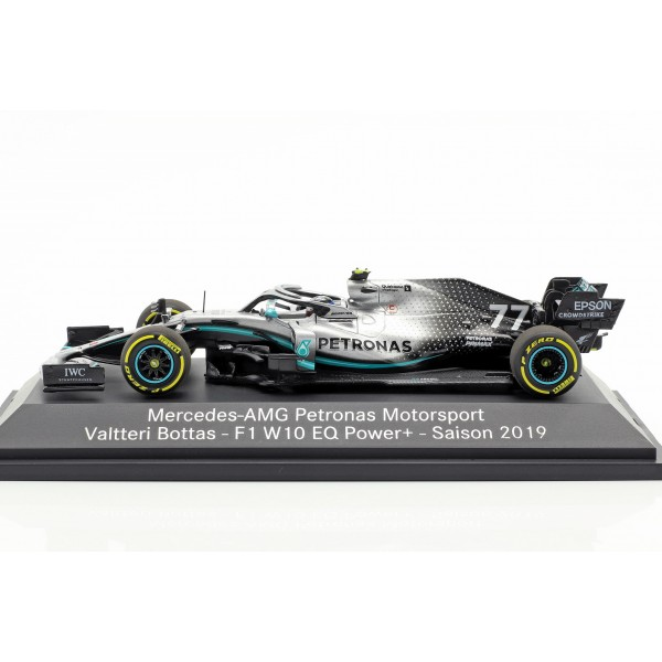 Valtteri Bottas Mercedes-AMG F1 W10 EQ Power+ #77 Formula 1 2019 1/43