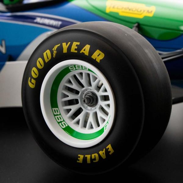 Michael Schumacher Ford B194 F1™ Campione del Mondo 1994 1/8