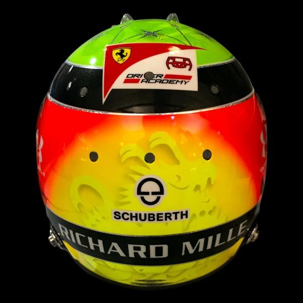 Mick Schumacher Replica Helmet 1/1 2020
