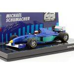 Michael Schumacher Sauber C16 Test Fiorano Formel 1 1997 1:43