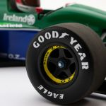 Michael Schumacher Jordan Ford 191 Primera F1™ Grand Prix Carrera Spa 1991 1/18