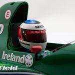 Michael Schumacher Jordan Ford 191 Erstes F1™ Grand Prix Rennen Spa 1991 1:18