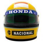Ayrton Senna Helmet 1990 Scale 1:2