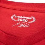 Mick Schumacher Camiseta Campeón 2020