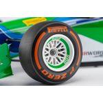Mick Schumacher Benetton Ford B194 Demo Run Belgien GP 2017 1:8