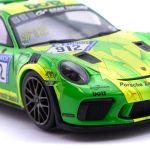 Manthey-Racing Porsche 911 GT3 RS - Demo Run Goodwood 2018 1/43