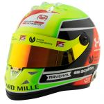 Mick Schumacher casco in miniatura 2020 1/2