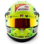 Mick Schumacher Miniaturhelm 2020 1:2