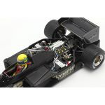 Ayrton Senna Lotus 97T #12 Winner Portugal GP Formula 1 1985 1/18