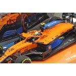 Lando Norris - McLaren Renault MCL35 - 1st Podium Austria GP F1 2020 1/43