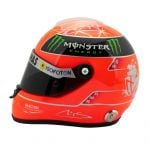 Michael Schumacher Casco GP Formula 1 2012 1/2