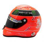 Michael Schumacher Final Helmet GP Formel 1 2012 1:2