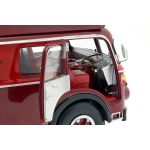 Fiat 642 RN2 Bartoletti Ferrari Racing transporter dark red 1/18