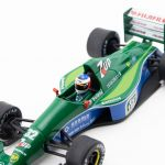 Michael Schumacher Jordan J191 Primera Carrera del GP 1991 1/43