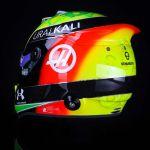 Mick Schumacher Replika Helm 1:1 2021