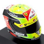 Mick Schumacher Casque miniature 2019 1/8