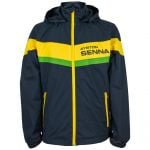 Ayrton Senna Windbreaker Racing