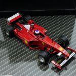 Michael Schumacher Ferrari F300 Ganador del GP de Francia F1 1998 1/43