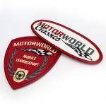 Motorworld Sweatjacke Boxengasse