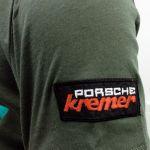 Kremer Racing Kids T-Shirt Porsche 935 K2 Olive-green