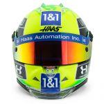 Mick Schumacher miniature helmet 2021 1/2
