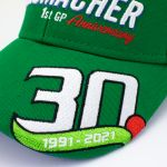 Michael Schumacher Cap First GP Race 1991