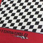 Motorworld Seidentuch