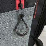 Nürburgring Backpack Duotone black