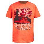James Hunt T-Shirt Race Legend