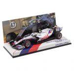 Mick Schumacher Uralkali Haas F1 Team VF-21 Formula 1 Bahrain GP 2021 Limited Edition 1/43