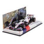 Mick Schumacher Uralkali Haas F1 Team VF-21 Formel 1 Bahrain GP 2021 Limitierte Edition 1:43