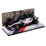 Nikita Mazepin  Uralkali Haas F1 Team VF-21 Formula 1 Bahrain GP 2021 Limited Edition 1/43