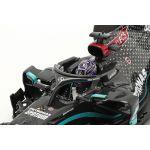 Mercedes-AMG Petronas F1 Team W11 EQ Performance - Lewis Hamilton - Winner Eifel GP 2020 1/18