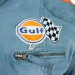 Gulf Racing Jacket Ice blue