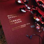 Michael Schumacher - Ferrari F1-2000 - Pit Stop - U&L Edition Poster