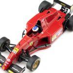 Michael Schumacher Ferrari 412 T2 Test Fiorano 1995 1:43