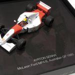 Modelcar Set 41 Ayrton Senna - Lewis Hamilton vittorie 1/43