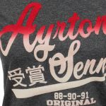 Ayrton Senna Top Original 1960
